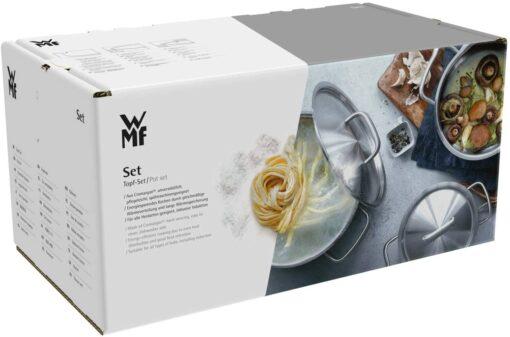 Đóng hộp Bộ nồi WMF Gourmet Plus 7 món