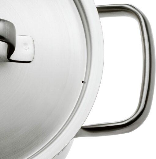 Tay cầm của Bộ nồi WMF Gourmet Plus 7 món chống nóng