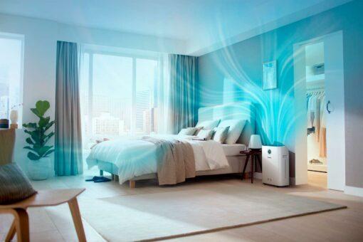 Căn phòng của bạn sẽ tràn ngập không khí trong lành nhờ có Máy lọc không khí Philips AC2729/11