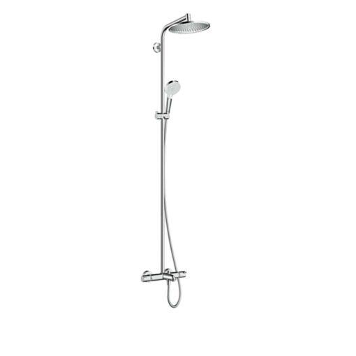 Sen cây Hansgrohe Crometta S Showerpipe 240