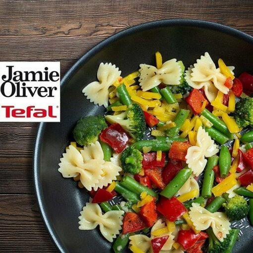 Chảo sâu lòng Tefal Jamie Oliver 28 cm