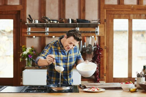 Chảo Tefal Jamie Oliver 24 cm