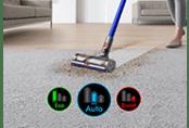 Chế độ làm sạch phù hợp cho mọi công việc vệ sinh