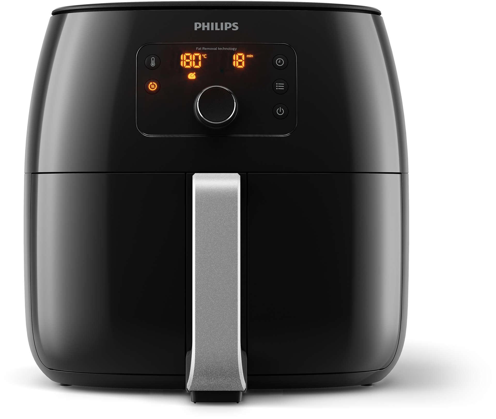 Nồi chiên không dầu Philips HD9653/90
