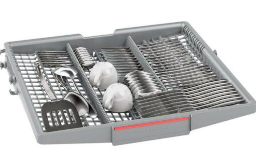 Khay rửa đũa và chén của máy rửa bát Bosch SMS46NW03