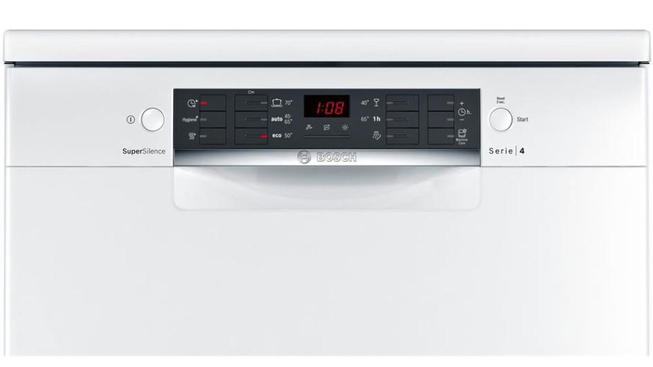 Mặt điều khiển máy rửa bát Bosch SMS46NW03