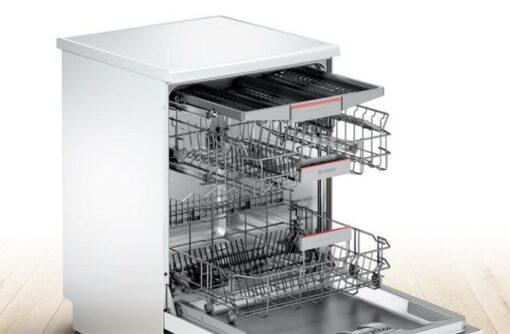 Tổng thể máy rửa bát Bosch SMS46NW03