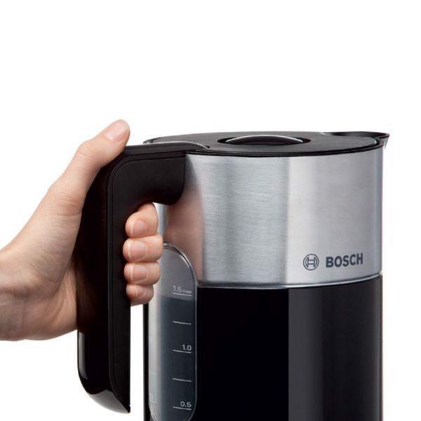 Cách dùng ấm siêu tốc Bosch TWK8613P