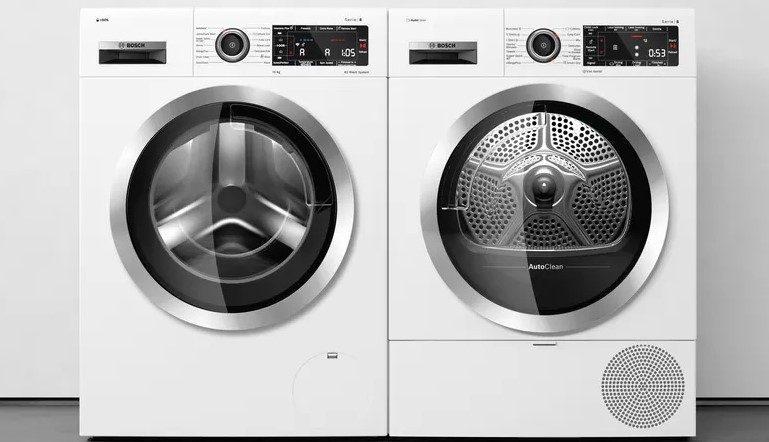 Máy sấy quần áo hãng Bosch là sản phẩm không thể thiếu trong các gia đình hiện đại