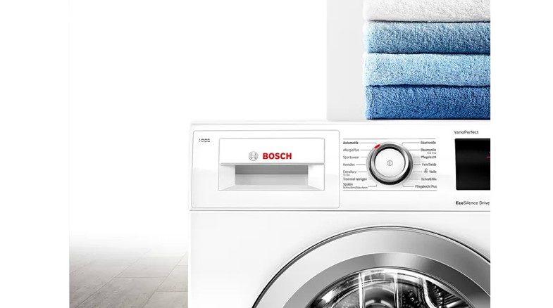 Chương trình giặt nhẹ êm ái