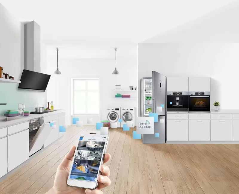 Home connect bosch