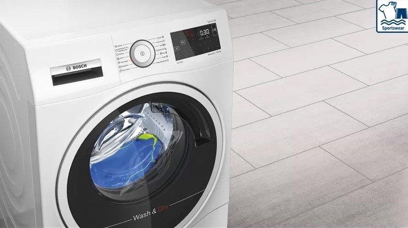 Máy sấy quần áo Bosch đáp ứng tất cả tiêu chuẩn khắt khe của Châu Âu