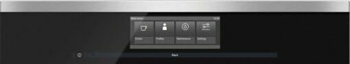 bảng điều khiển của Máy pha cà phê Miele CVA6805