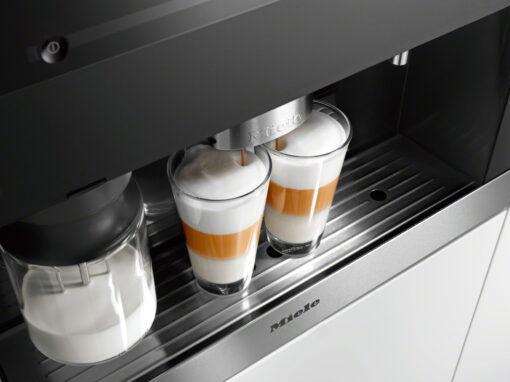 cafe pha bởi Máy pha cà phê Miele CVA6805