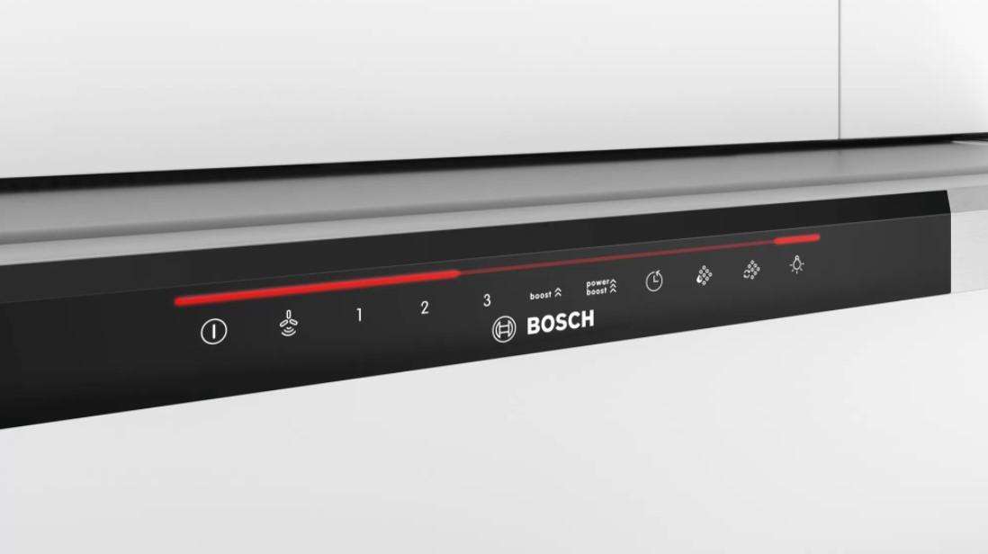Bảng điều khiển máy hút mùi bosch DFS097K50
