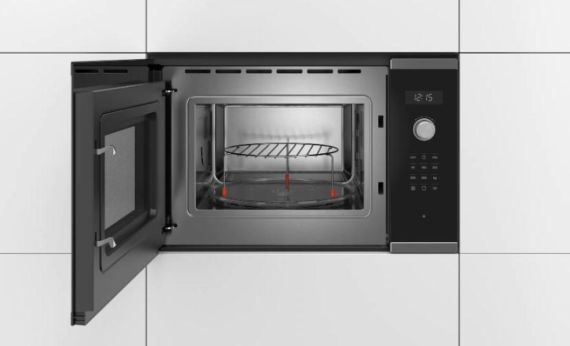 Bên trong của Lò vi sóng Bosch BEL554MS0B