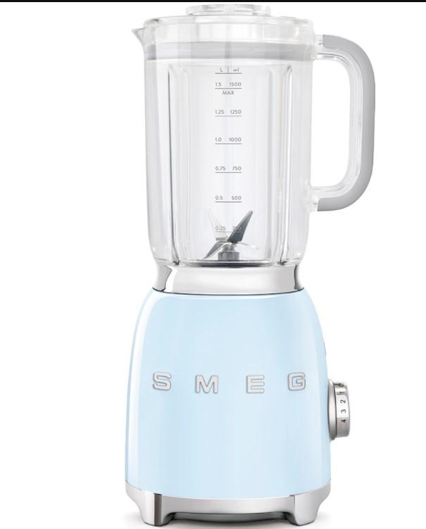 Máy xay sinh tố Smeg BLF01PGEU màu xanh bạc hà