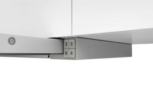Nút điều khiển của Máy hút mùi Bosch DFT63AC50
