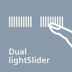 Dual lightSlider