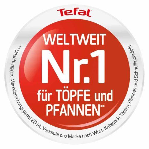 Chảo Tefal Talent Pro 28cm Sâu Lòng