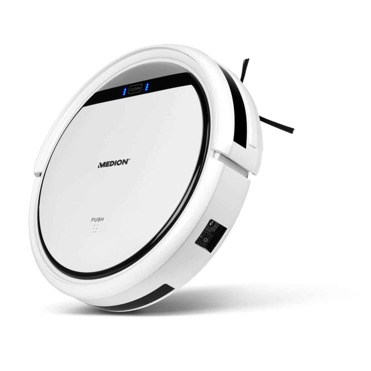 Robot Hút Bụi Medion MD 18500
