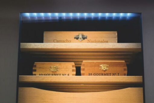 Tủ Cigar Liebherr Zkes 453 Humidor
