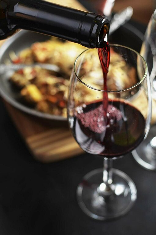 Tủ Rượu Vang Caso Wine Comfort Touch 38-2D