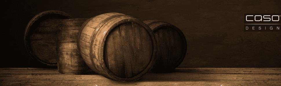 Tủ Rượu Vang Caso WineDuett Touch 21 - Mô tả