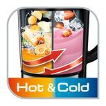 chức năng nấu nóng và lạnh trong máy làm sữa đậu nành Tefal BL962B