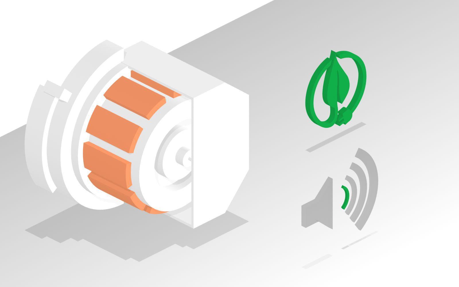 EcoSilenceDrive ™: cực kỳ tiết kiệm năng lượng, yên tĩnh và bền bỉ.
