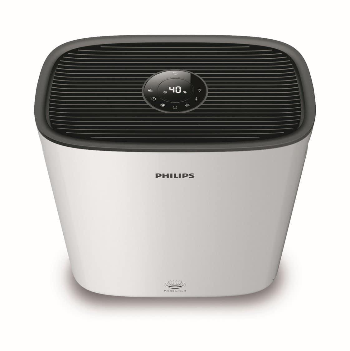 sử dụng máy lọc không khí Philips HU5930/10