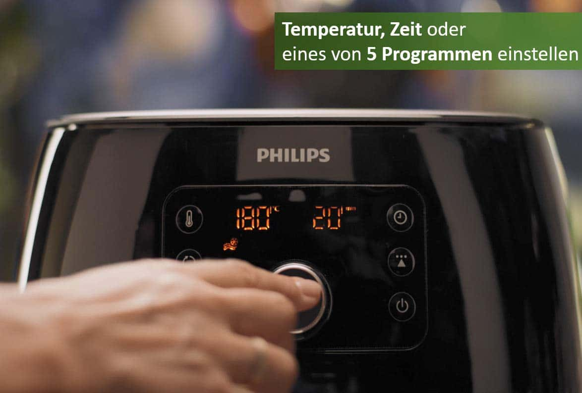 Nồi chiên không dầu Philips HD9762/90
