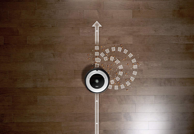 Robot hút bụi giúp làm sạch nhà nhanh chóng và hiệu quả